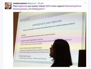 Ranking coach Agencias plan SEO