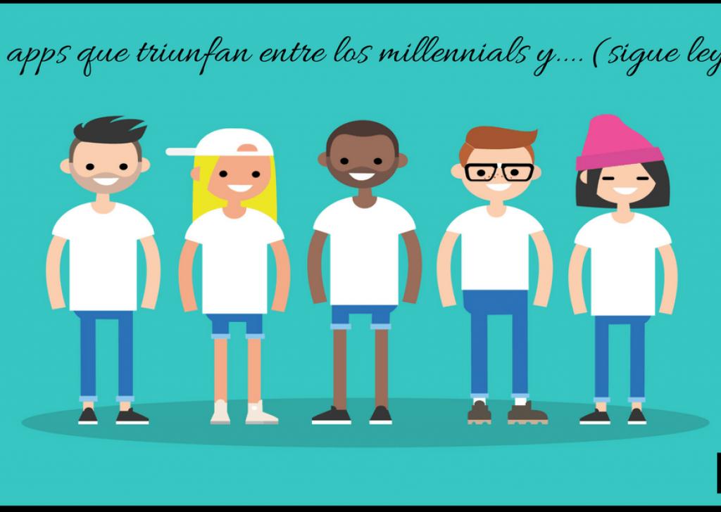 10 Apps que triunfan entre los Millennials y ninguna es Instagram