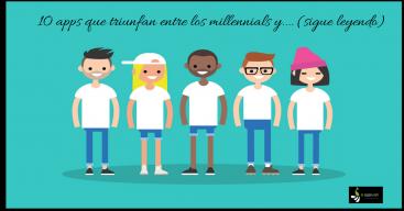 10 apps que triunfan entre los millennials
