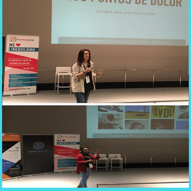 Raiola Conference_ Cova diaz + Lua Louro