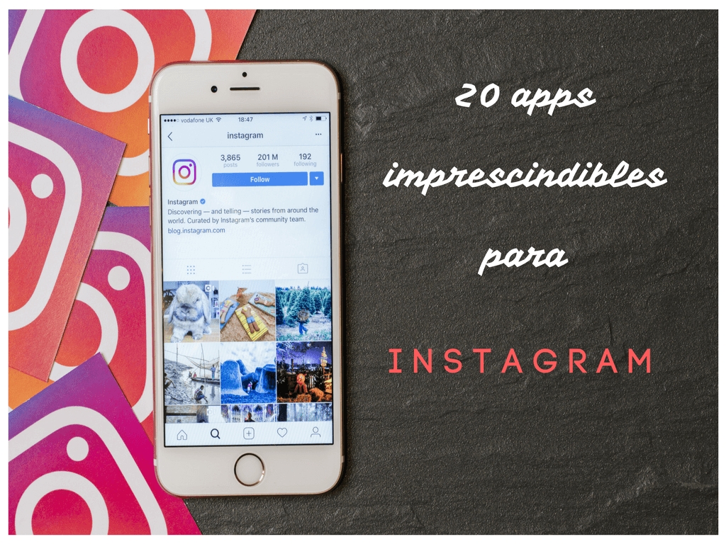 20apps imprescindibles Instagram