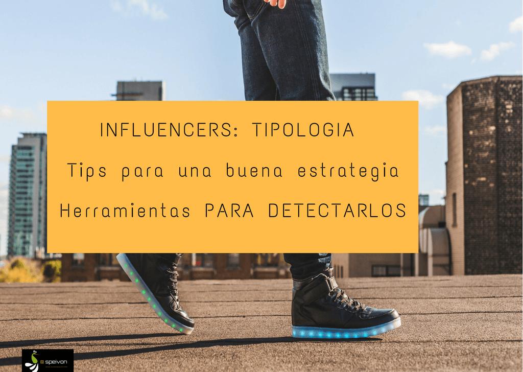 Influencers:  Tips para una buena estrategia en RRSS y Herramientas ?