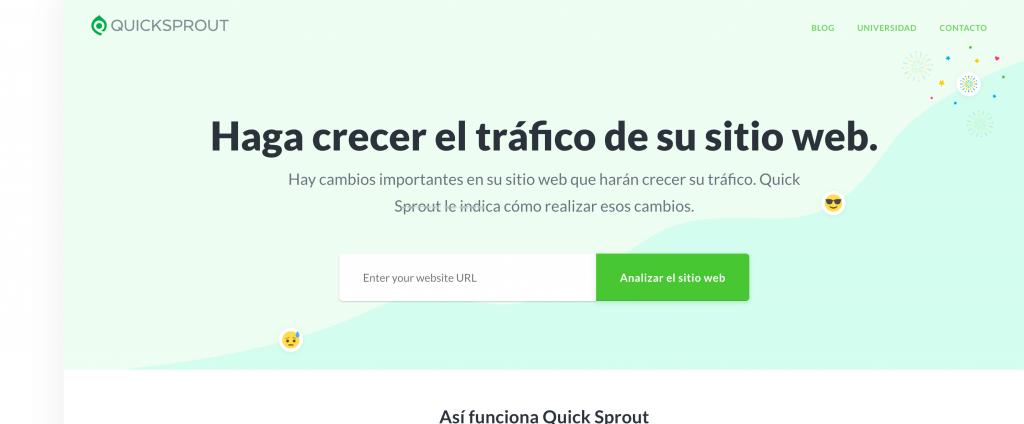 Quick_Sprout_-_Velocidad de Carga