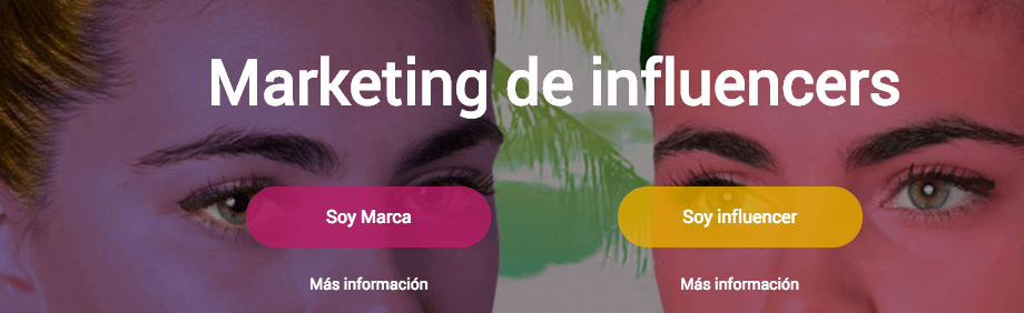 marketing de influencers , herramientas