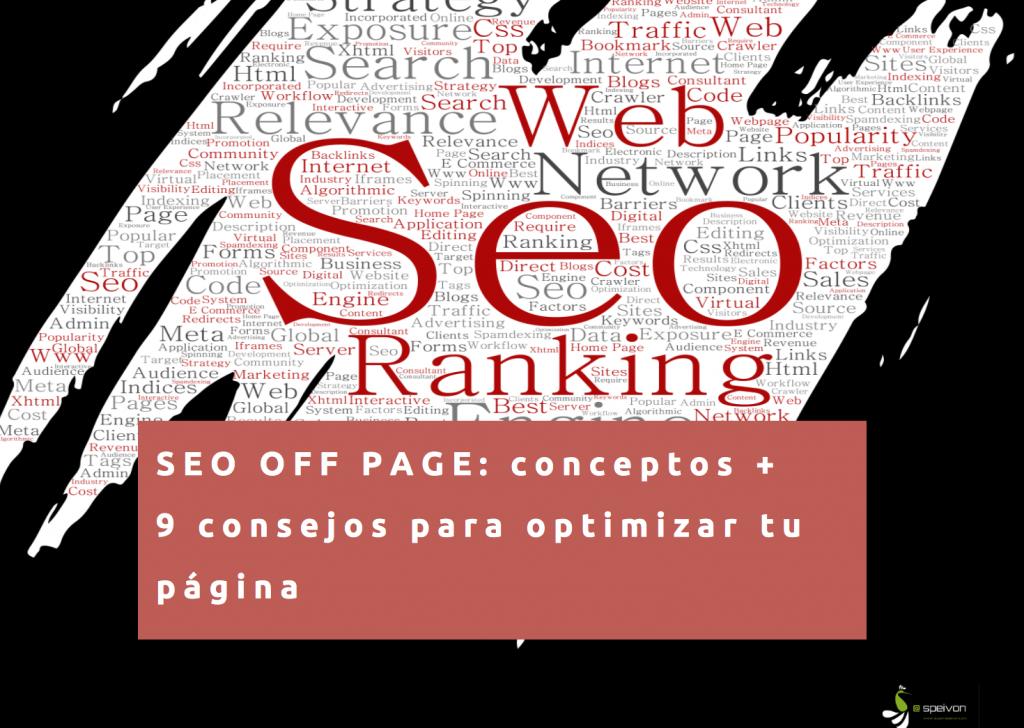 9 acciones de SEO Off page para optimizar tu blog [conceptos básicos]