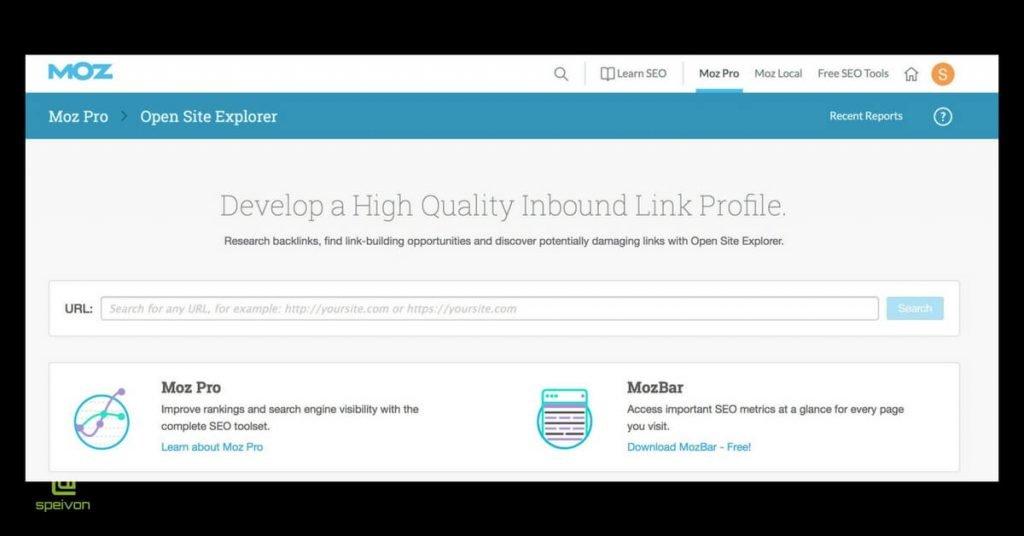 herramientas para la gestión de tu sito web-moz