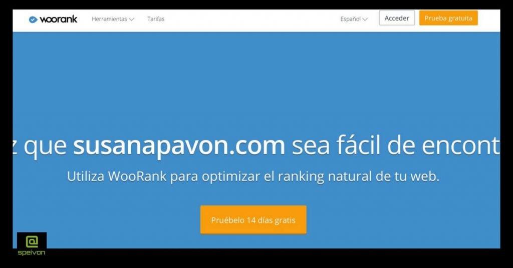 herramientas para la gestión y optimización de tu sitio web-WOORANK