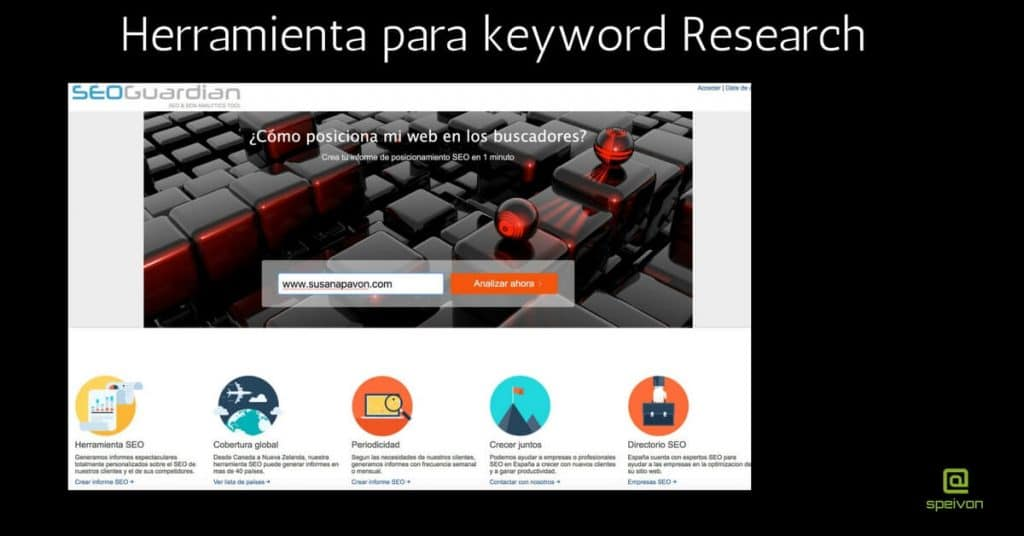 keyword research- redaccion seo
