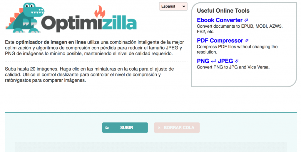 optimizilla-crear-imágenes-optimizar
