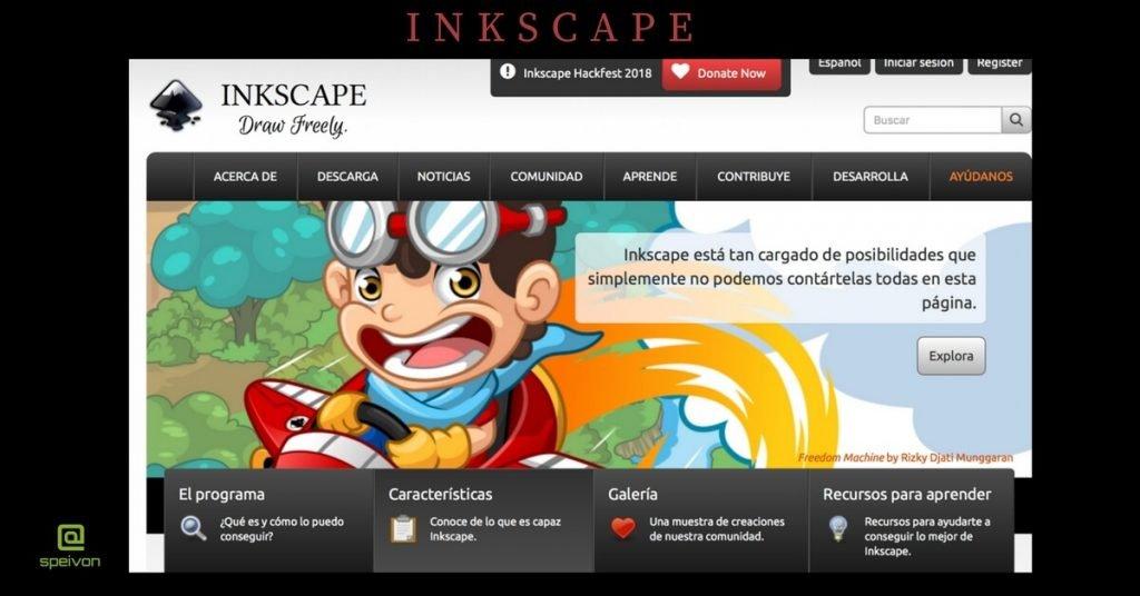 InkScape-crear-imagenes-vectorial