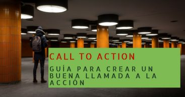 call to action- guia