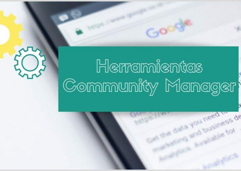 Herramientas para Community Managers que te interesa conocer